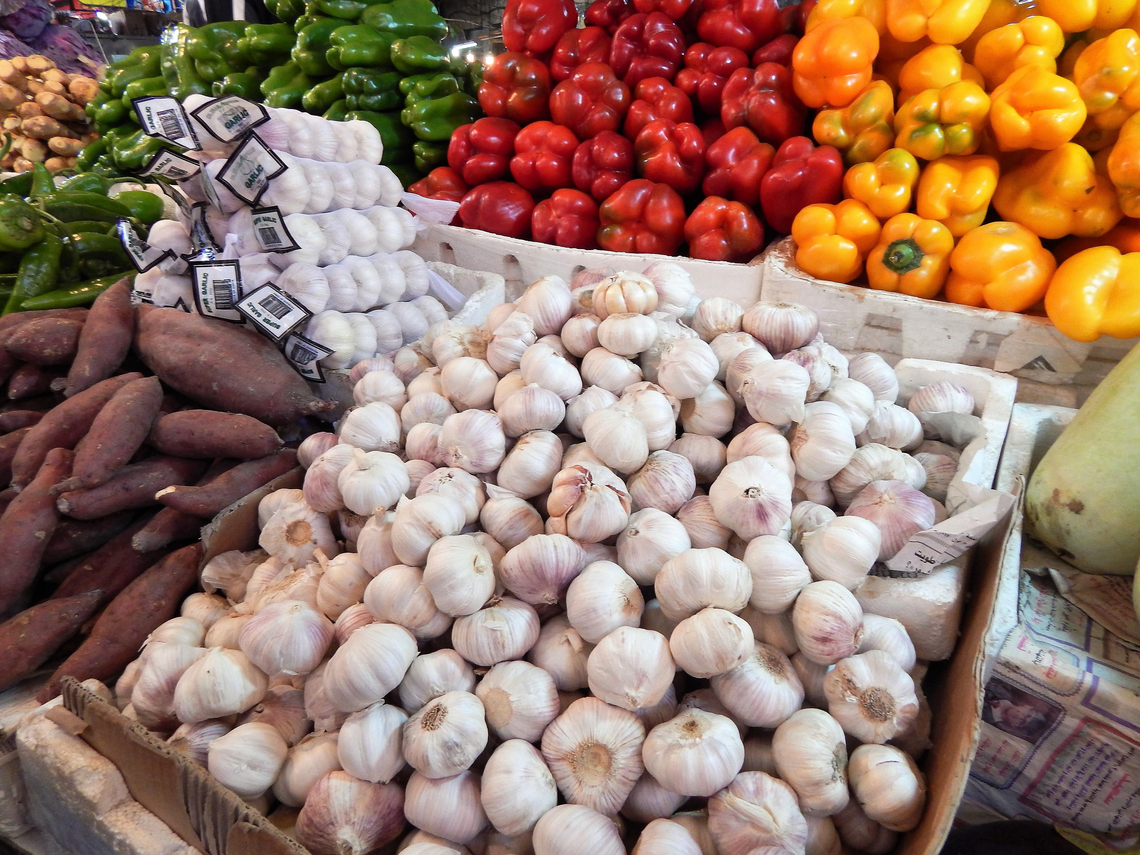 Obst- und Gemüsesouk