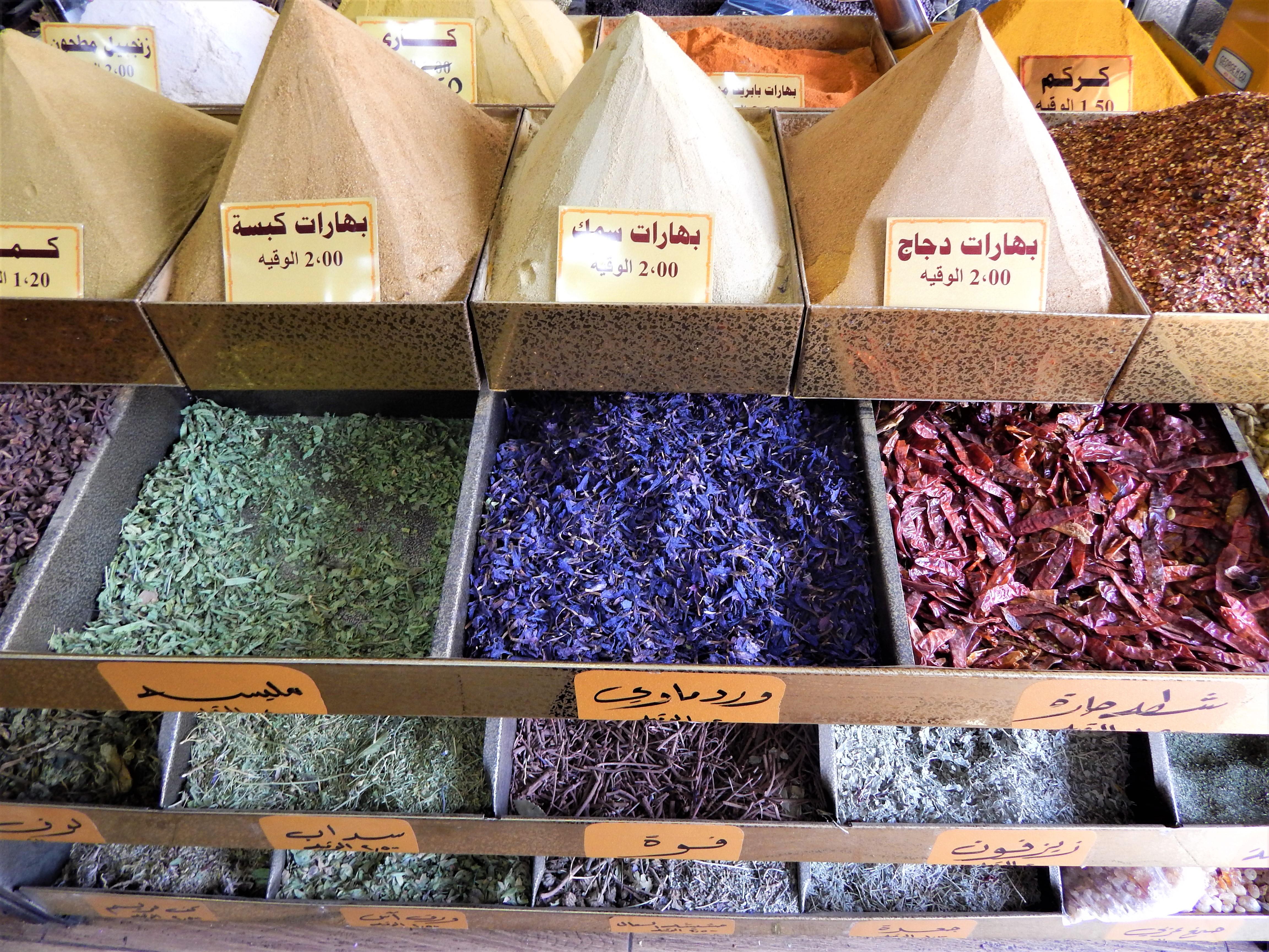 Souks in Amman