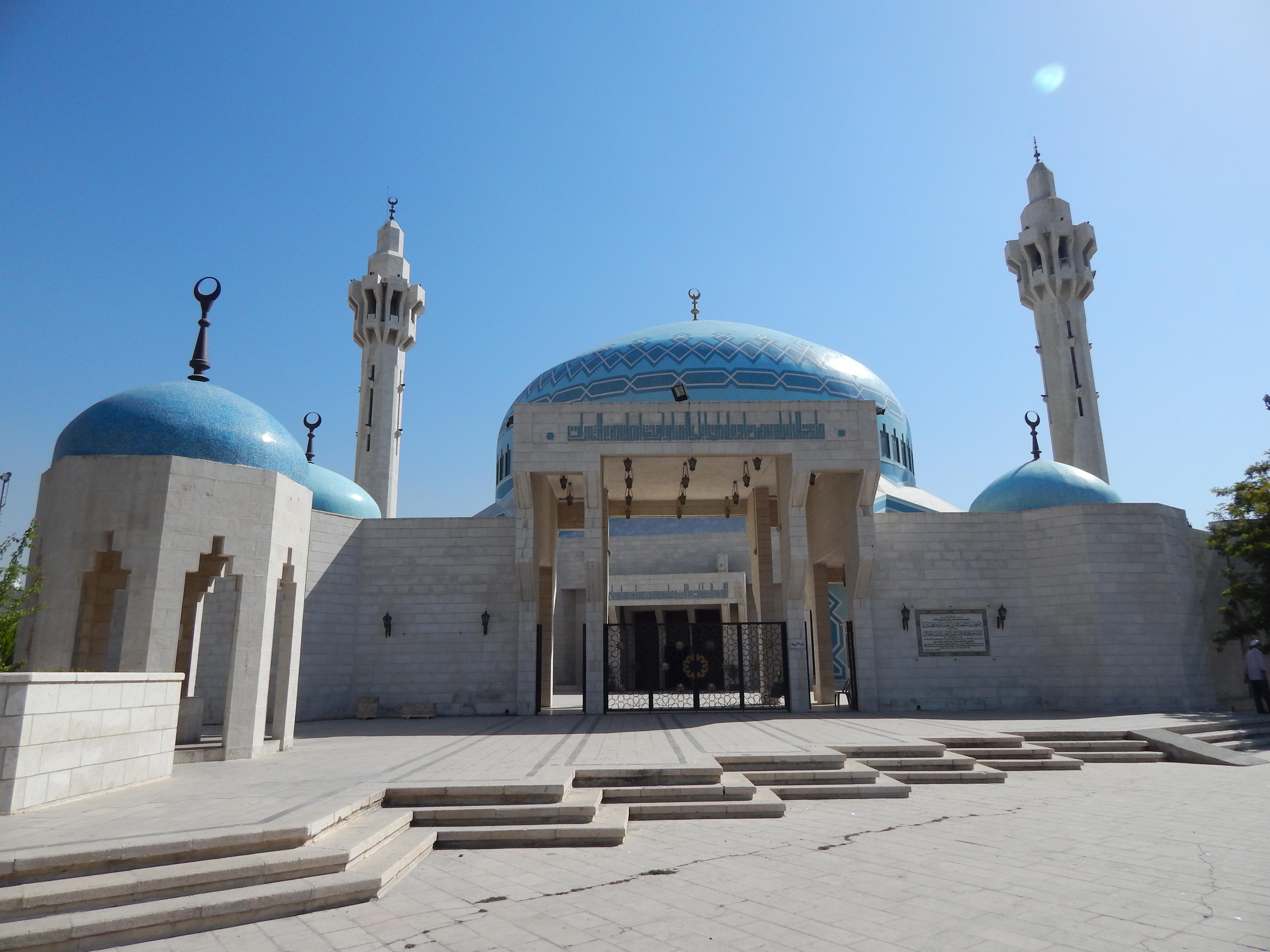 Moschee in Amman
