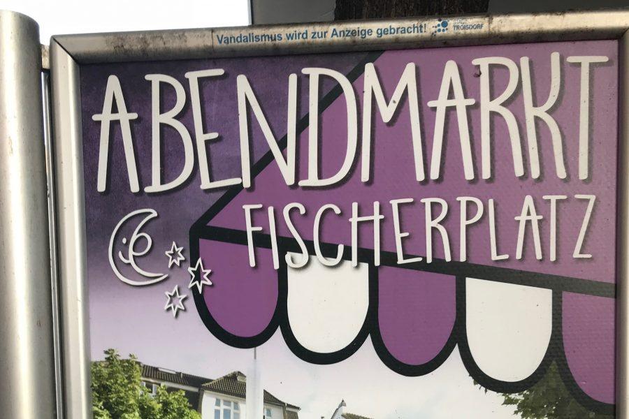 #Troisdorf: Abendmarkt auf dem Fischerplatz